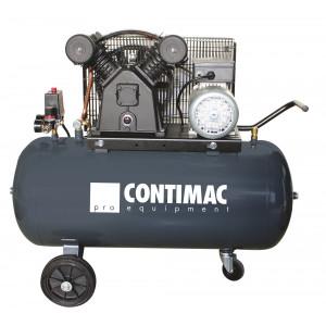 Contimac CM 410/10/100 D 380volt compressor krachtstroom