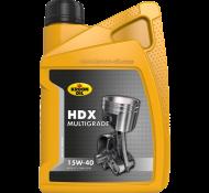 Kroon Oil MOTOROLIE HDX 15W-40 1 liter