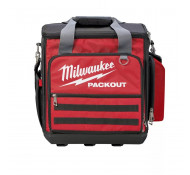 Milwaukee Packout Tech-Bag / techniektas diverse vakken+ Laptop vak