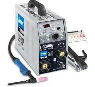 Contimac TiG Las invert TIG 200 DC HF