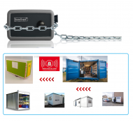 Optosafe Alfaguard mobiele beveiliging stand-alone unit