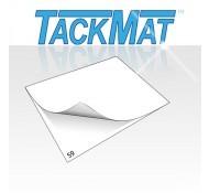 Curtain-wall stofvrij werken met de TackMat
