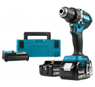 Makita DDF484RTJ boormachine set