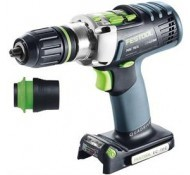 Festool PDC18/4 Li 5,2 Plus accu klopboormachine