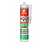 Griffon PolyMax Fix & Seal Express crystal clear 300G - 12 stuks - 6150452