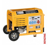 Lumag Stroom generator-aggregaat G8E profi 8000 Watt