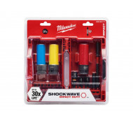 Milwaukee Doppen set 4932464170 Shockwave Impact Duty 31-Delige