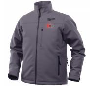 Milwaukee verwarmde jas - Maat: XL - M12HJ GREY4