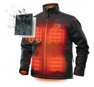 Milwaukee verwarmde jas - Maat: S - M12HJ BL4