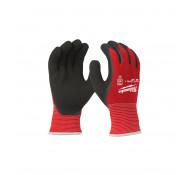 Milwaukee winter werk handschoen leverbaar in maten M / 2XL