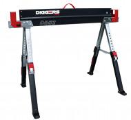 Diggers schragen / werktafel D852 set van 2 stuks