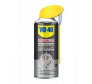 WD-40 Multispray  PTFE Droogsmeermiddel Smart-Straw Zilver- 400 ml met spuit rietje